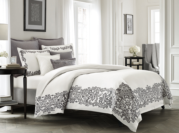 how to decorate master bedroom with bedbathandbeyond furniture