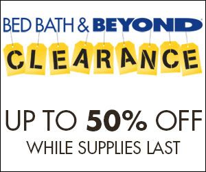 Bed Bath And Beyond 50% Off Coupon