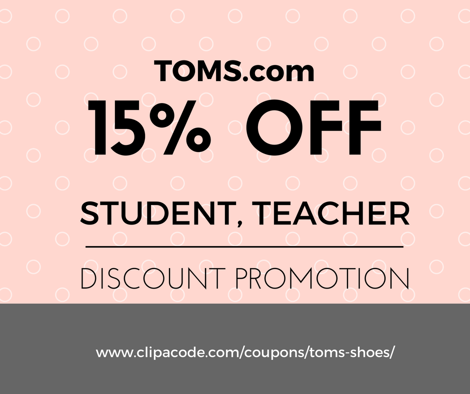 Student discount coupon code