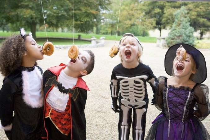 Get Spooky: Fun Halloween Party Games For Kids 1
