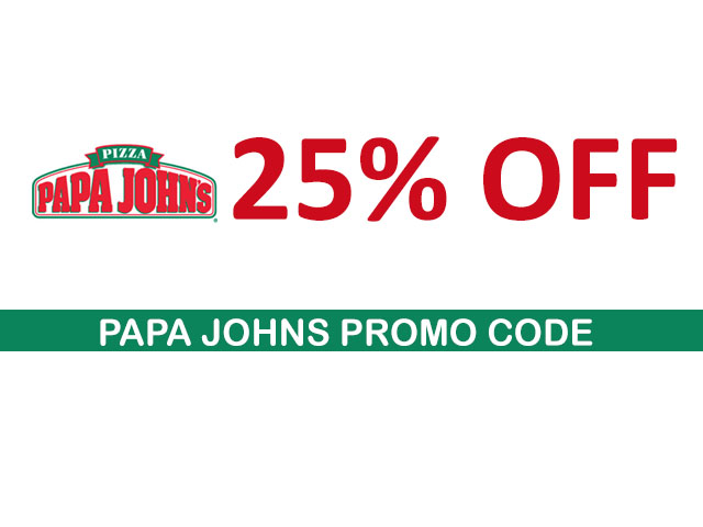 Papa john's pizza coupon codes