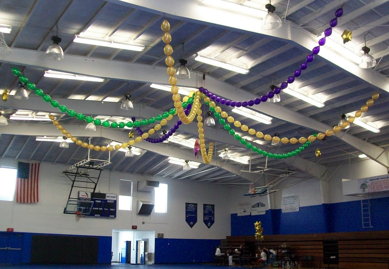 high school alerts homecoming party decoration ideas