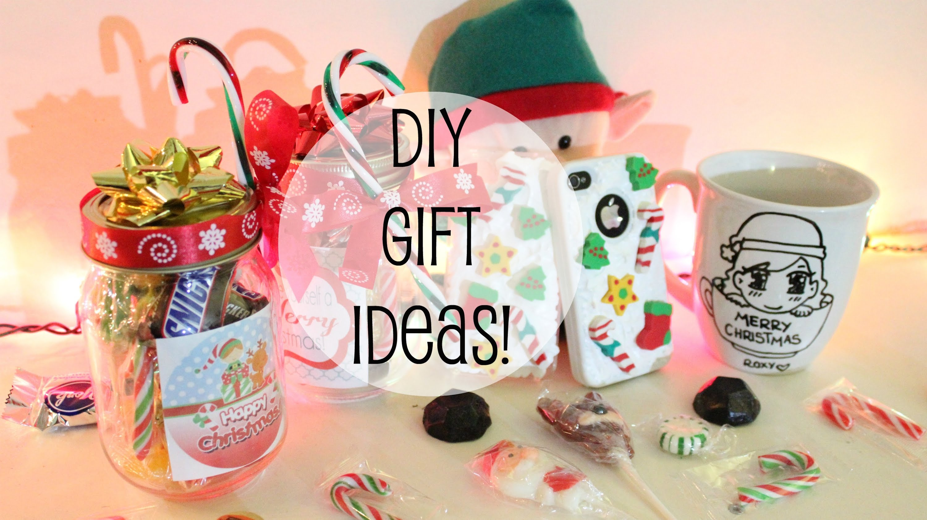 Last-Minute Shenanigans: Quick and Easy DIY Christmas Gift Ideas