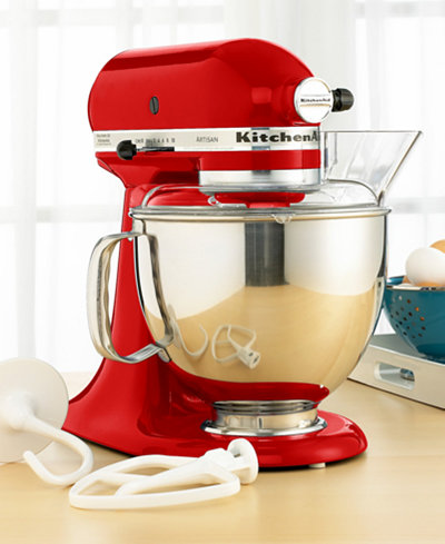 $319.99 KITCHENAID KSM150PS (MIXERS) At Macys.com