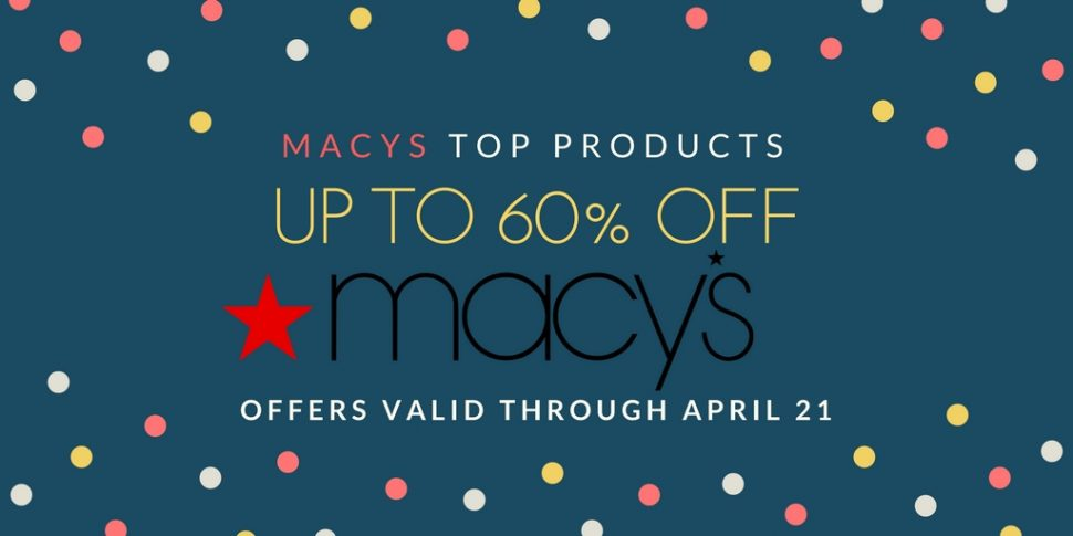 macys top products discount