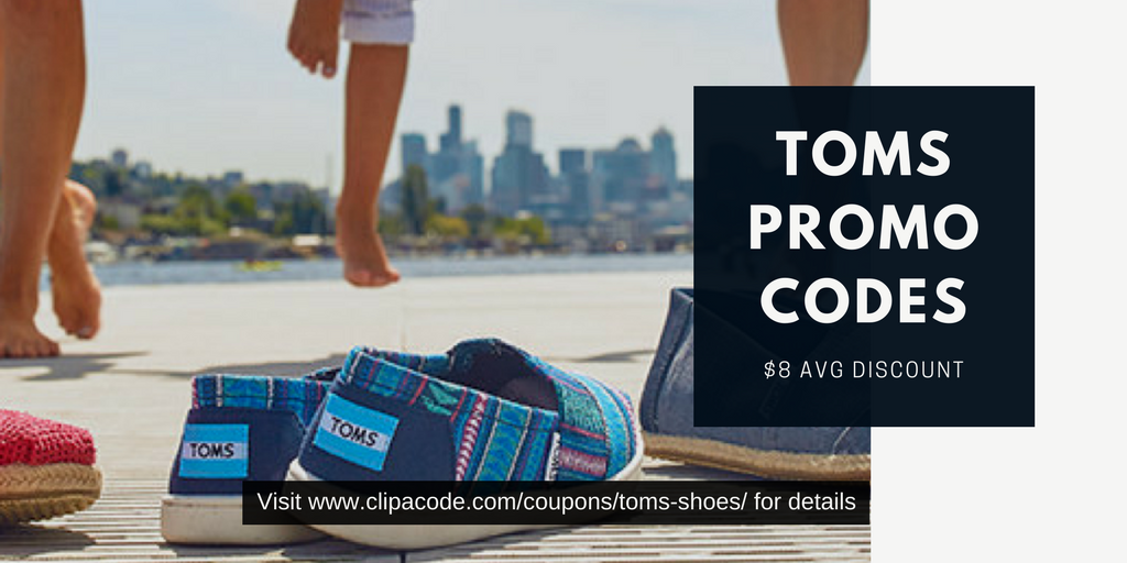 TOMS Coupons, Special Offers and Promotions. The official source for lantoitramof.cf coupons, special offers and promotions. Check back regularly to find the latest deals and coupon codes.