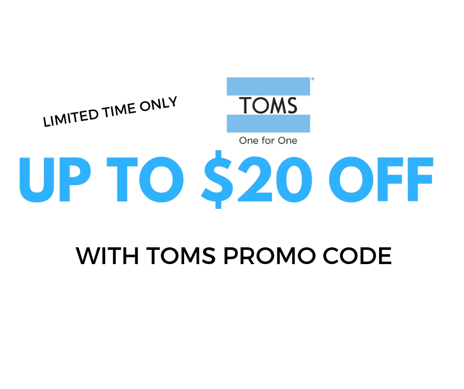 TOMS Coupon Code