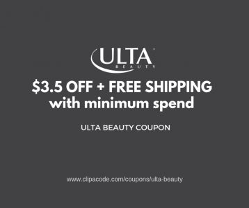 Ulta Coupon Code 35 Off Free Shipping Online Discount