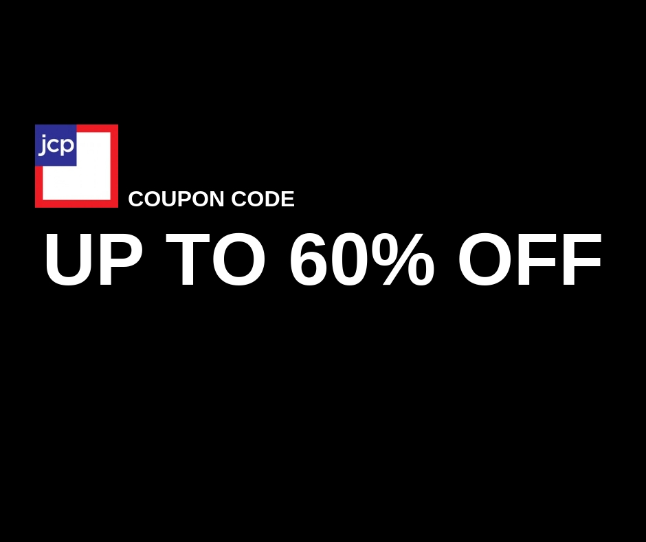 60% Off JCPenney Promo, Coupon Codes - JCPenney Coupons