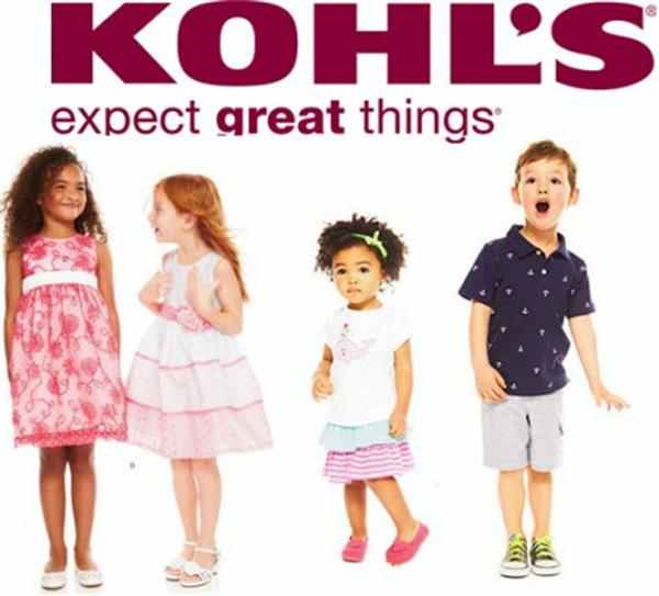 kohls kids and baby promo code