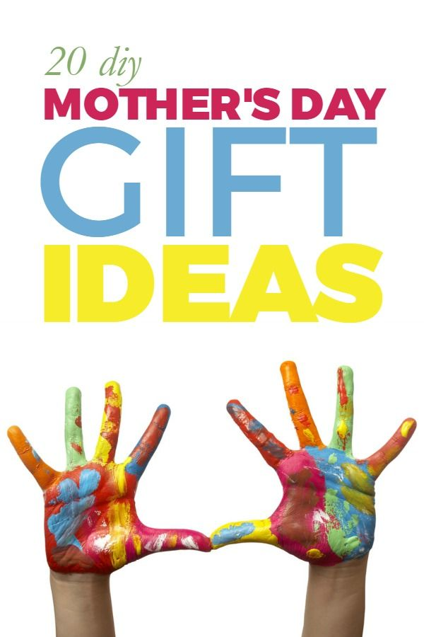DIY Mother's Day 2019 Gift Ideas