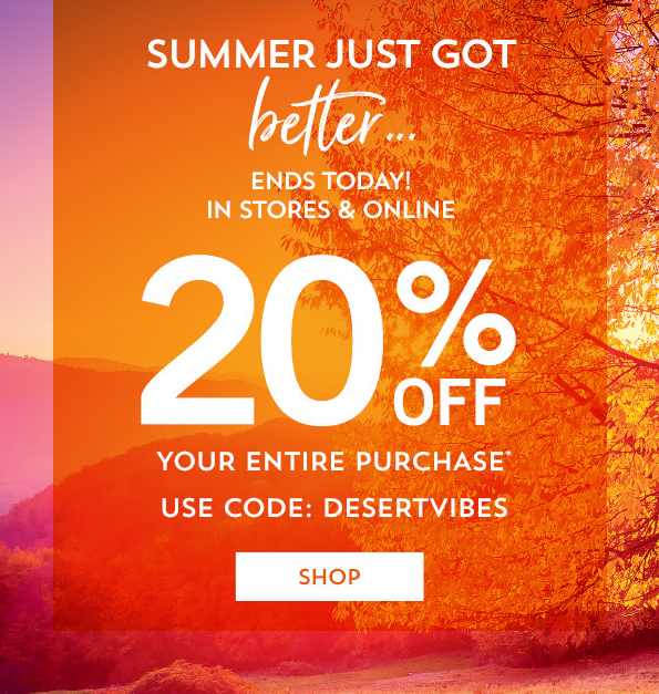 Bath And Body Works 20% Off Coupons