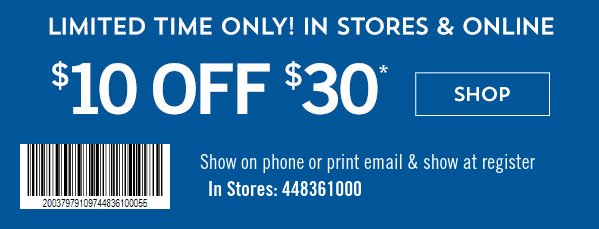 Bath And Body Works In Store Printable Coupon Code