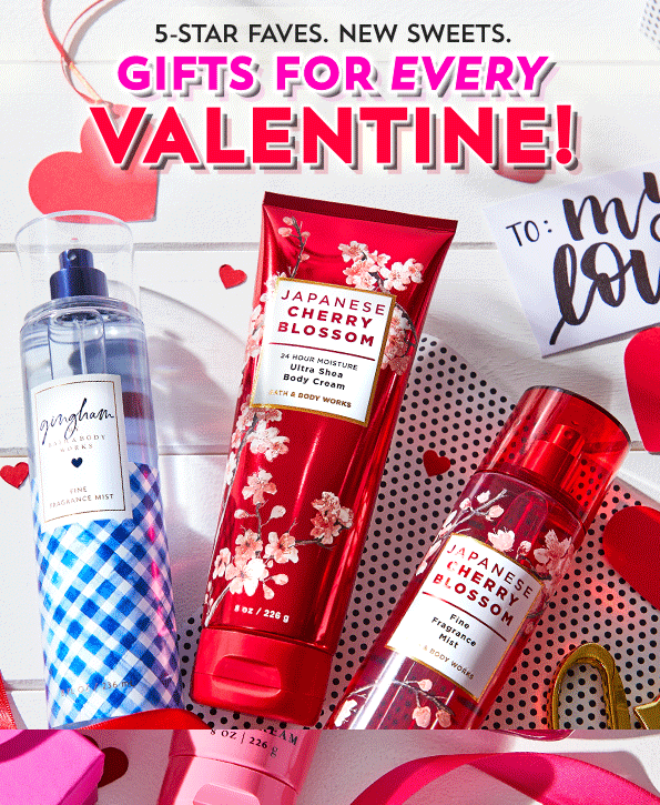 Bath And Body Works Body Care